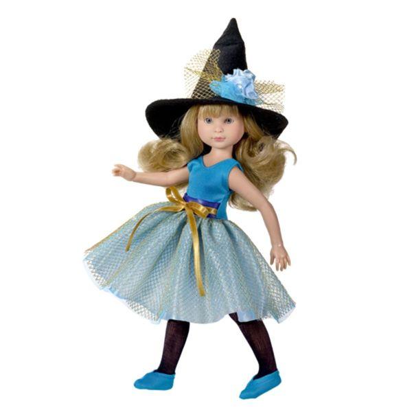 Кукла Силия, вълшебница
