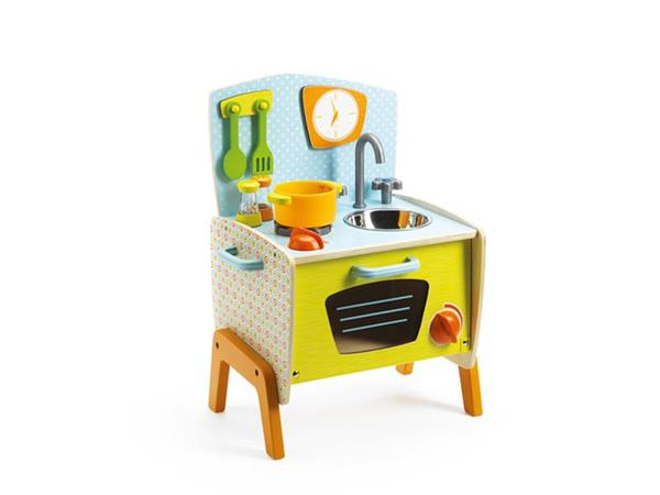 Детска пъстра кухня