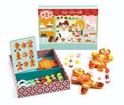 дървена забавна игра - Направи си бисквити