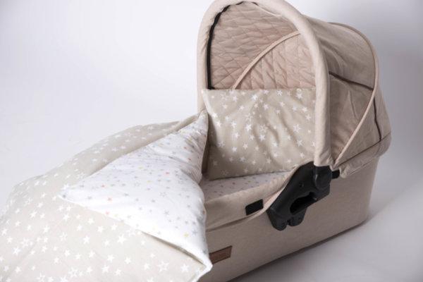 Бебешки спален комплект за количка 6 части