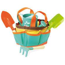 Играчка градински инструменти в чанта