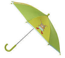 Чадър зайче