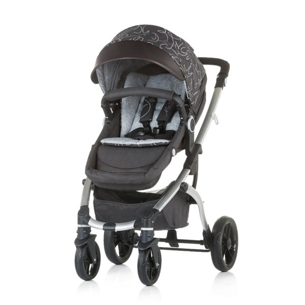 Комбинирана количка 2в1 Malta grenite grey / 2019