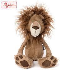 Чудовище BRAVE HAIR LION BEASTS TOWN