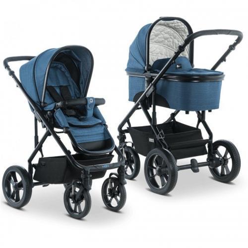 Бебешка  количка Nuova 2 в 1 - Blue