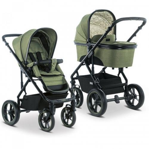 Бебешка  количка Nuova 2 в 1 - Olive