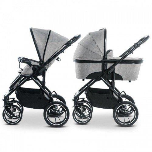 Бебешка  количка Nuova 2 в 1 - Stone