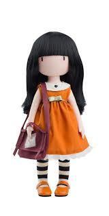 Кукла I Gave You My Heart серия Santoro Gorjuss London