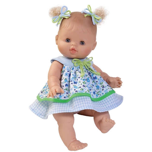 Кукла бебе момиче Alicia серия Los Gordis
