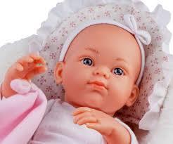 Кукла Capazo Rosa серия Mini Pikolines
