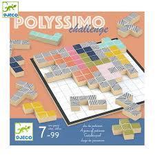 Игра Polyssimo Challenge