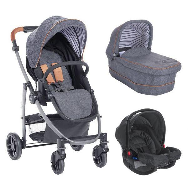 Детска количка  Evo II Avant 3-в-1