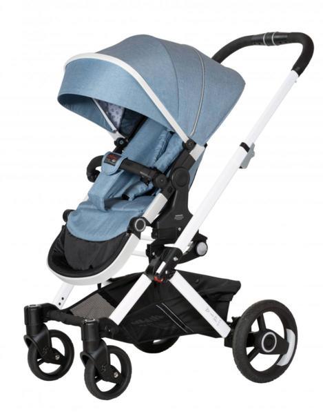 Детска количка Hartan VIPGTX