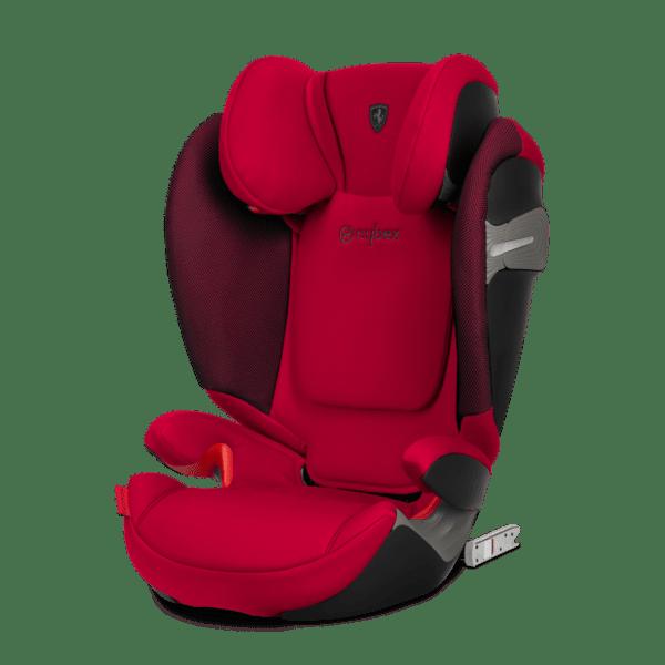 Cybex Solution S-fix for Scuderia Ferrari