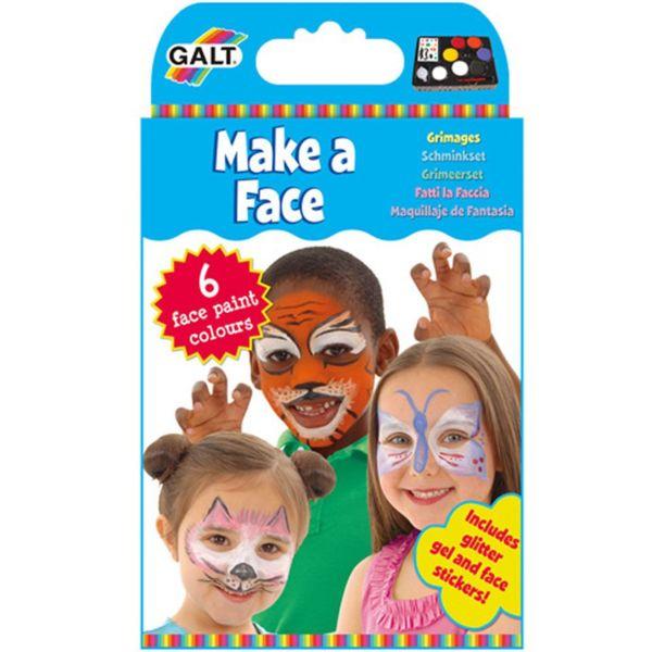 Нарисувай лицето си!