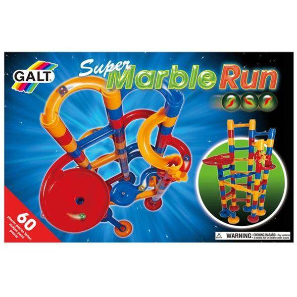 Супер писта с топчета - Super Marble Run
