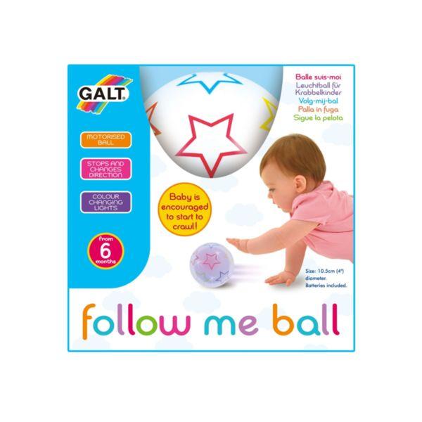 Бебешка топка - Следвай ме