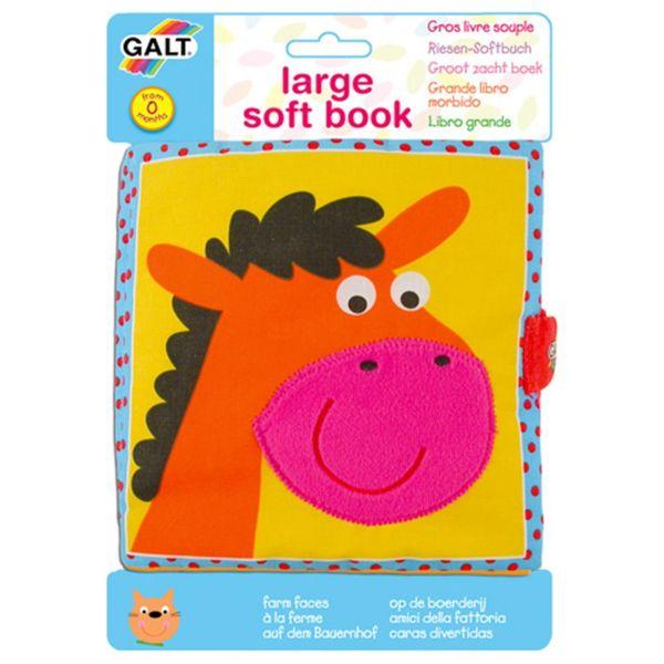 Мека книжка - Животните от фермата