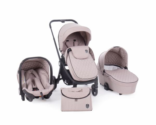 Комбинирана бебешка количка 3 в 1 Vicenza