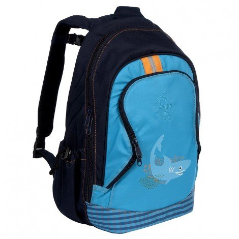 Ученическа раница Mini Backpack Big Shark - Ocean
