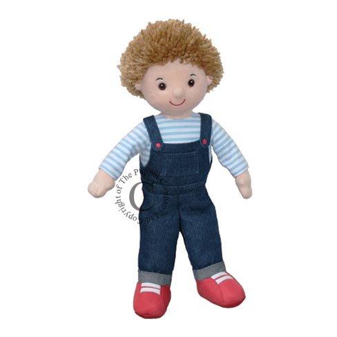 Парцалена кукла Джак