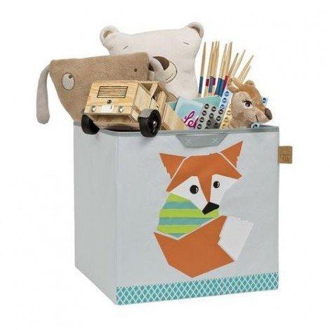 Кутия за играчки Little tree Fox