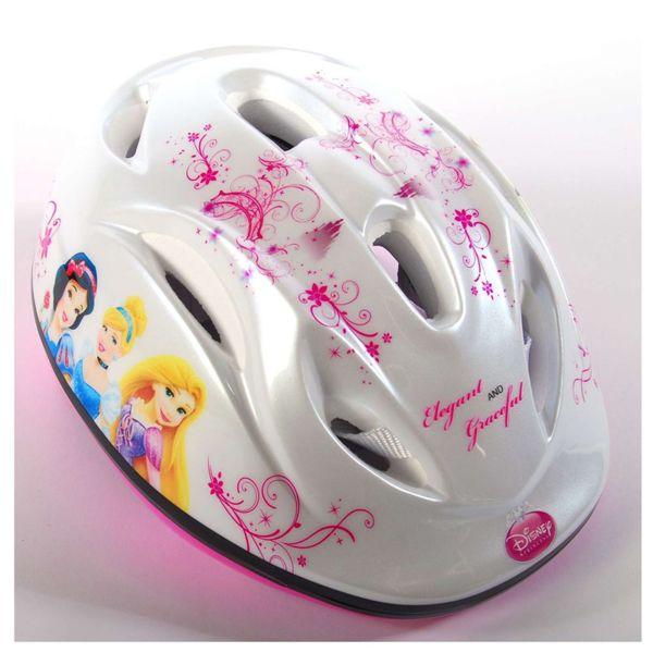 Детска каска за велосипед - Принцеси