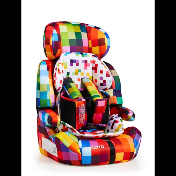 Столче за кола Zoomi Pixelate