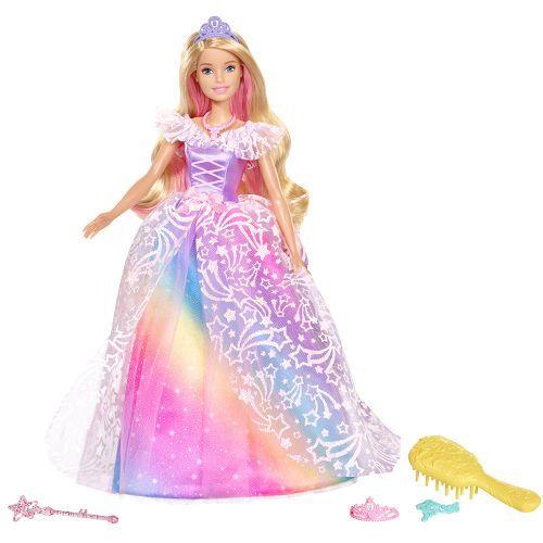 Кукла принцеса с бална рокля