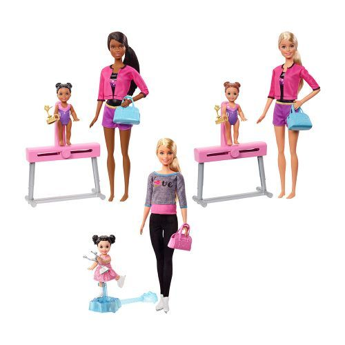 Комплект за игра - Кукла треньор