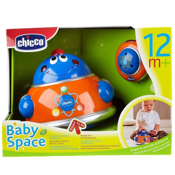Играчка с дистанционно Робот - Baby space 61758