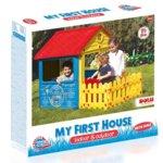 Моята първа къща с ограда
