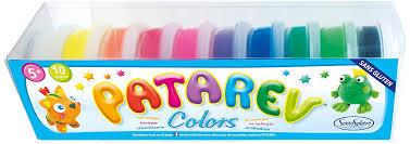 Комплект 10 цвята клей