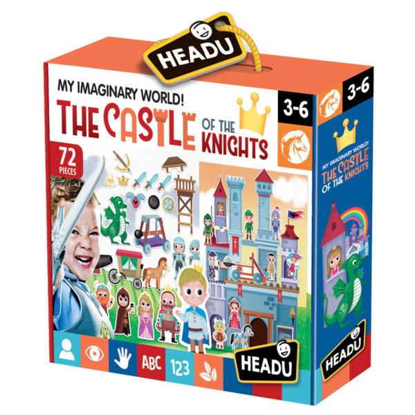 Комплект Замъкът на рицарите