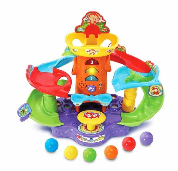 Забавна играчка – Разноцветни топки