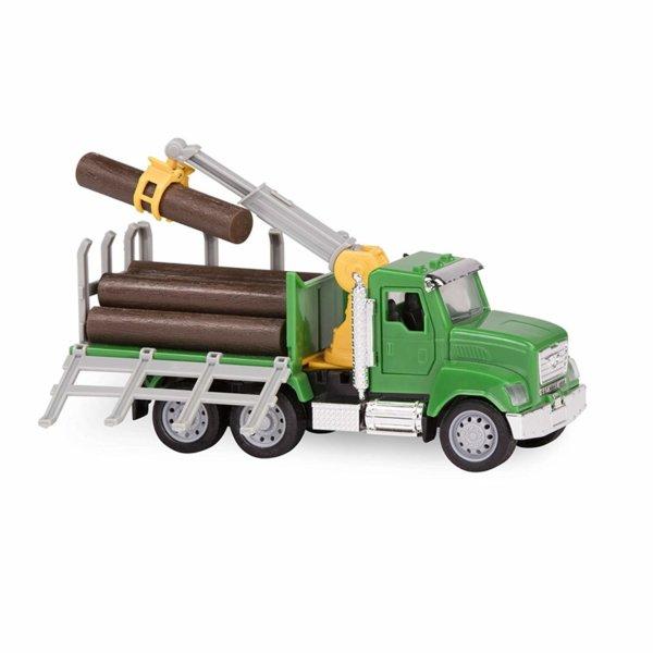 Мини камион за дърводобив