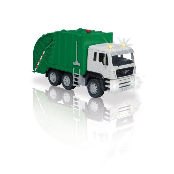 Мини камион за рециклиране