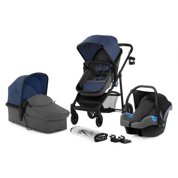 Бебешка количка 3в1 Juli