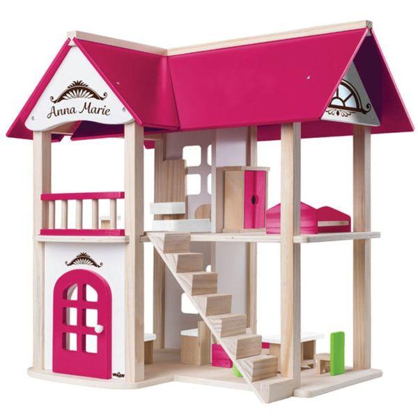 Дървена къща Анна Мария
