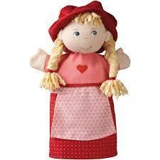 Кукла за куклен театър – Червената шапчица