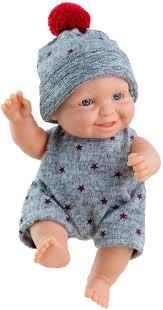Кукла бебе Teo