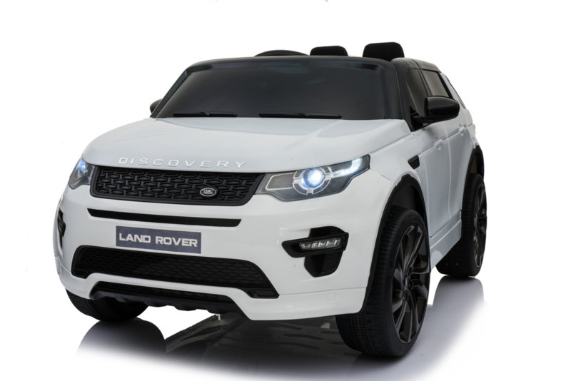 Eлектрически джип Land Rover Discovery