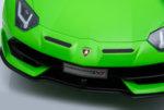 Електрическа кола Lamborghini Aventador SVJ