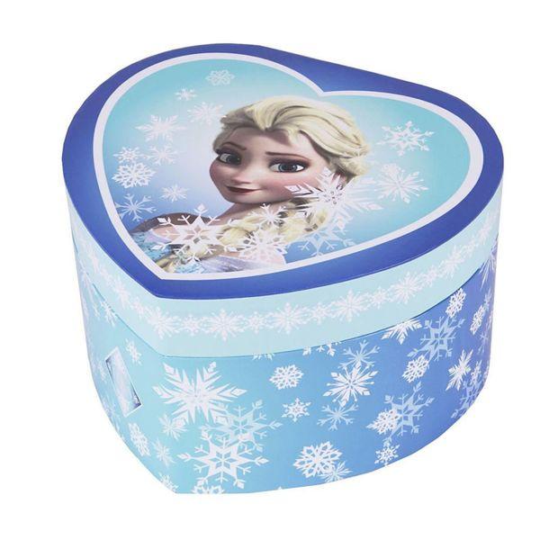 Музикална кутия, Голямо сърце - Елза от Замръзналото кралство