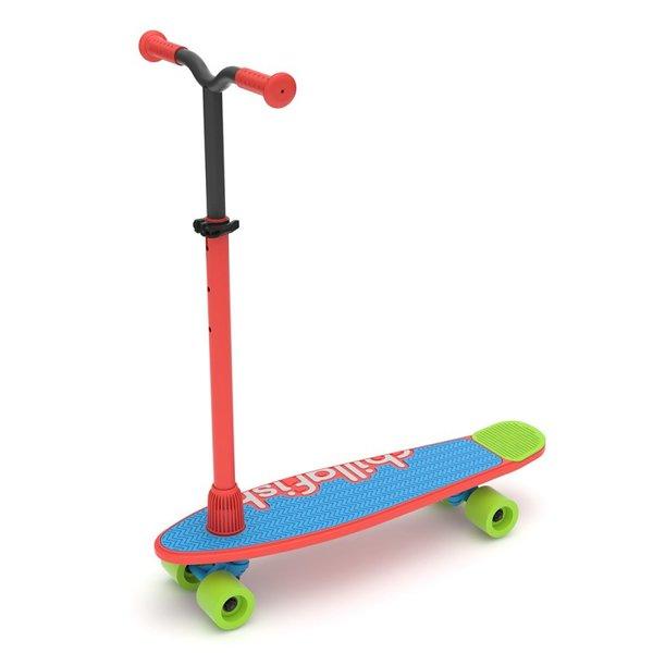 Тротинетка/скейт SkatieScootie 2 в 1