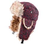 Детска шапка трапер 64402