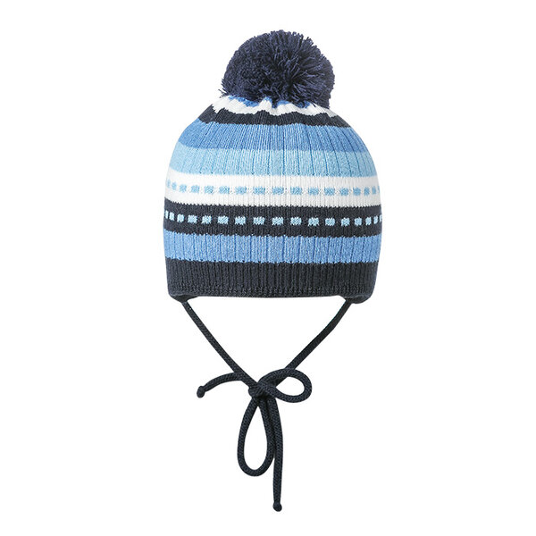 Бебешка зимна шапка за момченца 634039