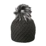 Зимна шапка с помпон Criss 670055