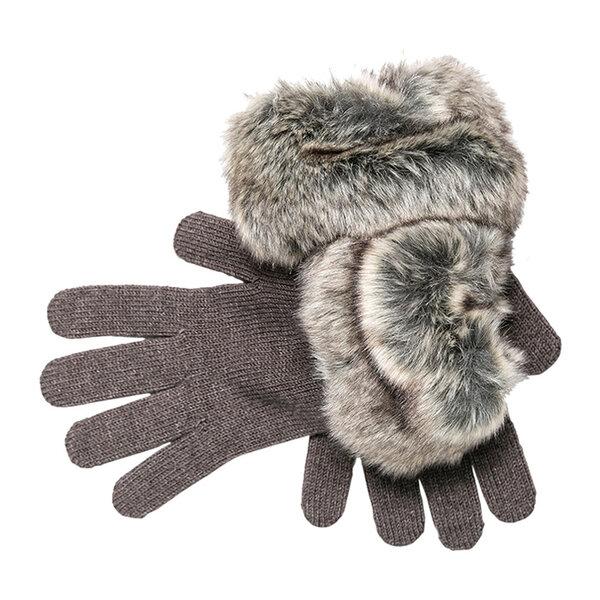 Дамски плетени ръкавици Criss 672012