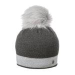 Зимна шапка с помпон за момиче 674041